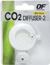 OF CO2 DIFFUSER - 2 DIA.4.75CM