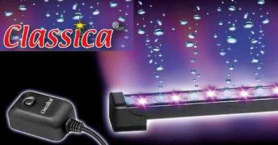 CL BUBBLE CURTAIN LED LIGHT 45CM - 5.04W