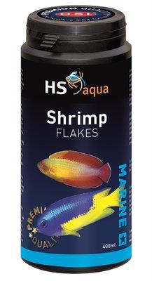 HS AQUA MARINE SHRIMP FLAKES 400 ML