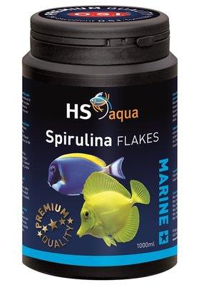 HS AQUA MARINE SPIRULINA FLAKES 1000 ML