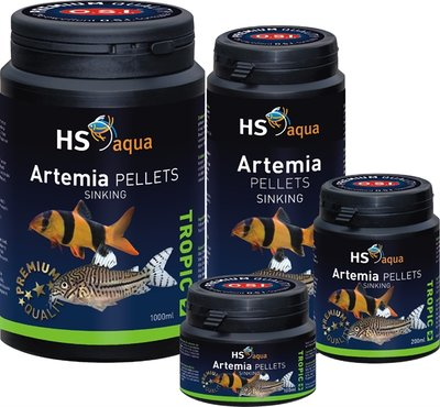 HS AQUA ARTEMIA PELLETS 10 L