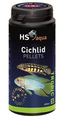 HS AQUA CICHLID PELLETS S 400 ML