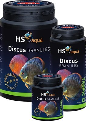 HS AQUA DISCUS GRANULES 10 L