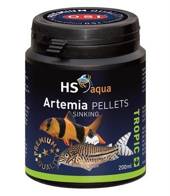 HS AQUA ARTEMIA PELLETS 200 ML