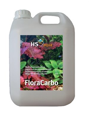 HS AQUA FLORA CARBO 2500 ML