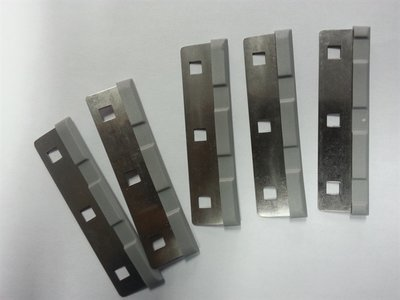 HS AQUA FLOATING SCRAPER SPARE PART BLADES 5 PCS