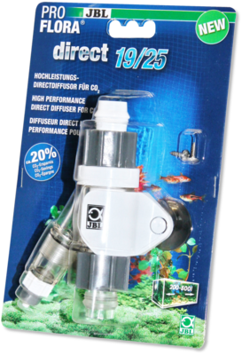 JBL PROFLORA DIRECT 19/25MM - KRACHTIGE DIRECTE DIFFUSOR VOOR CO2