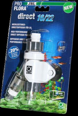 JBL PROFLORA DIRECT 16/22MM - KRACHTIGE DIRECTE DIFFUSOR VOOR CO2