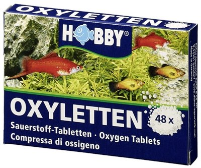 HOBBY OXYLETTEN ZUURSTOFTABLET
