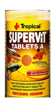TROPICAL SUPERVIT TABLETS A - 250ML