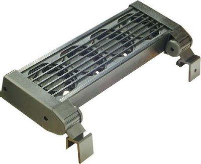 2 Fan cooling system