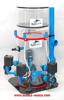 Bubble-Magus 460 - 4 pompen Aquabee 2000/1 - 4x33w - 3000-4000ltr.