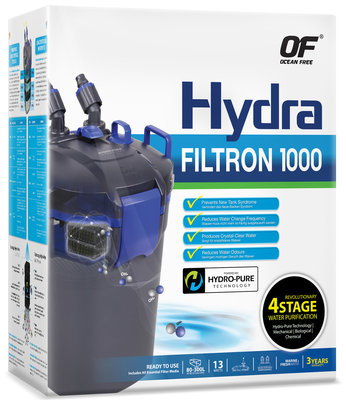 OF HYDRA FILTRON 1000